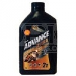 Shell Advance Ultra Fully Synthetic Motorcycle Oil 2t