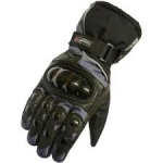 Textile waterproof gloves