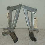 Skyjet 125 left and right foot pegs