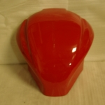 Gilera DNA helmet box cover red