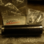 Derbi GPR 50 Giannelli expansion chamber